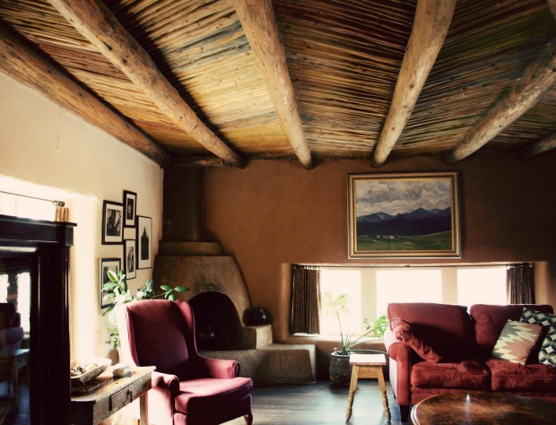 Mabel Dodge Luhan House Sitting Room